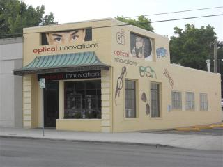 Optical Innovation Adds Pizzaz to Brookside