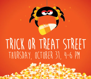 Brookside Trick or Treat Street