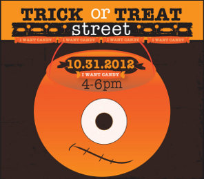 Brookside Trick or Treat