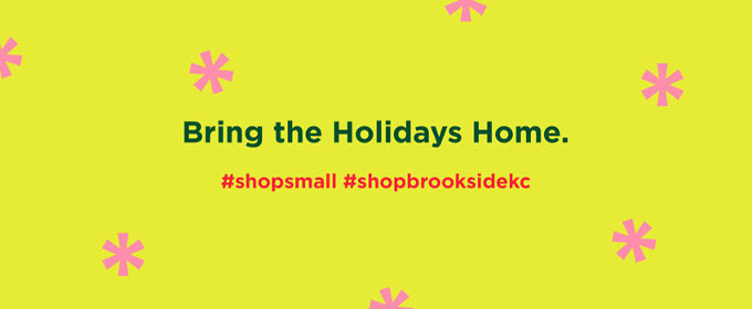 2017 Brookside Bring Holidays Home, #ShopSmall in Brookside during #SmallBusinessSaturday