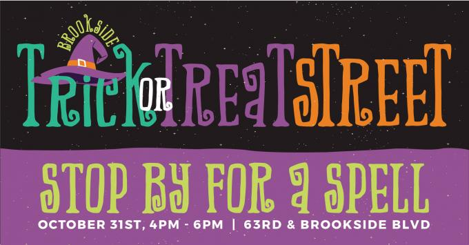 Trick or Treat Street 2019 - Stop by for a Spell
