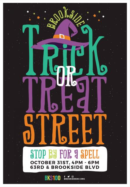 Trick or Treat Street 2019 - Stop by for a Spell!