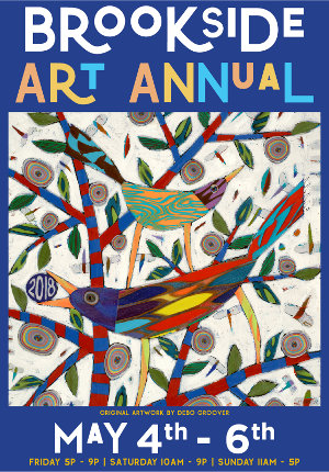 Brookside Art Annual