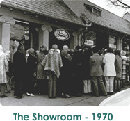 The Showroom 1970
