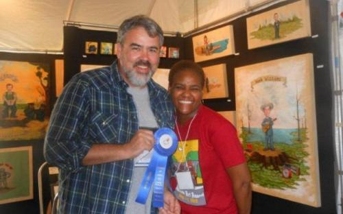 2012 Brookside Art Annual