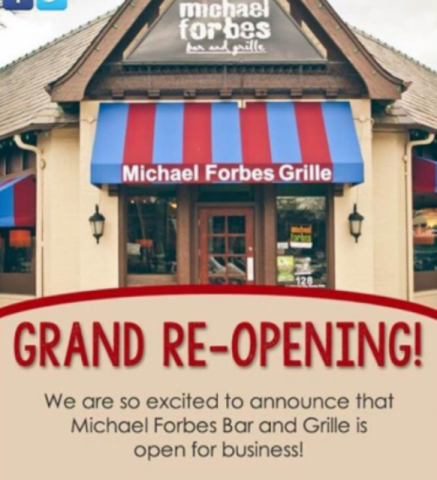Michael Forbes Grille