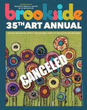 2020 Brookside Art Annual canceled