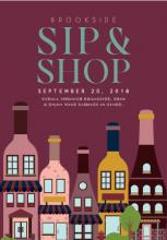 Brookside Hosts Second Annual Sip & Shop